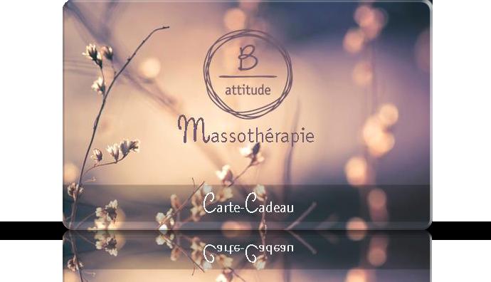 Carte-cadeau B-Attitude